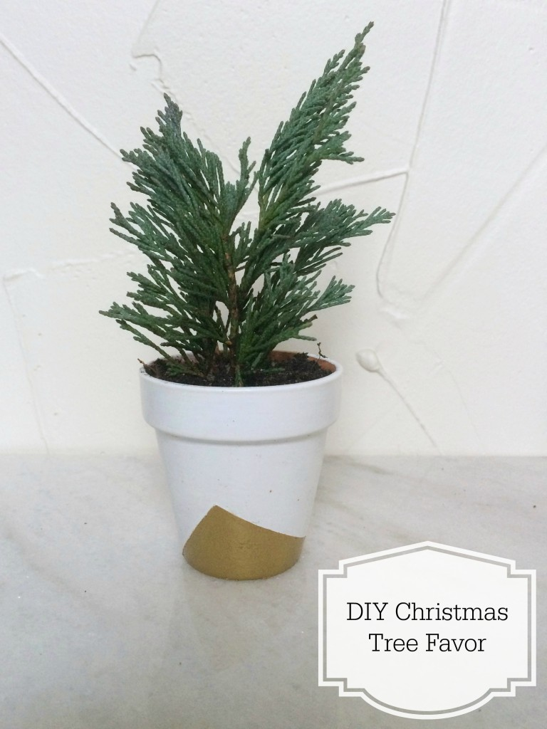 DIY Christmas tree favor - final A