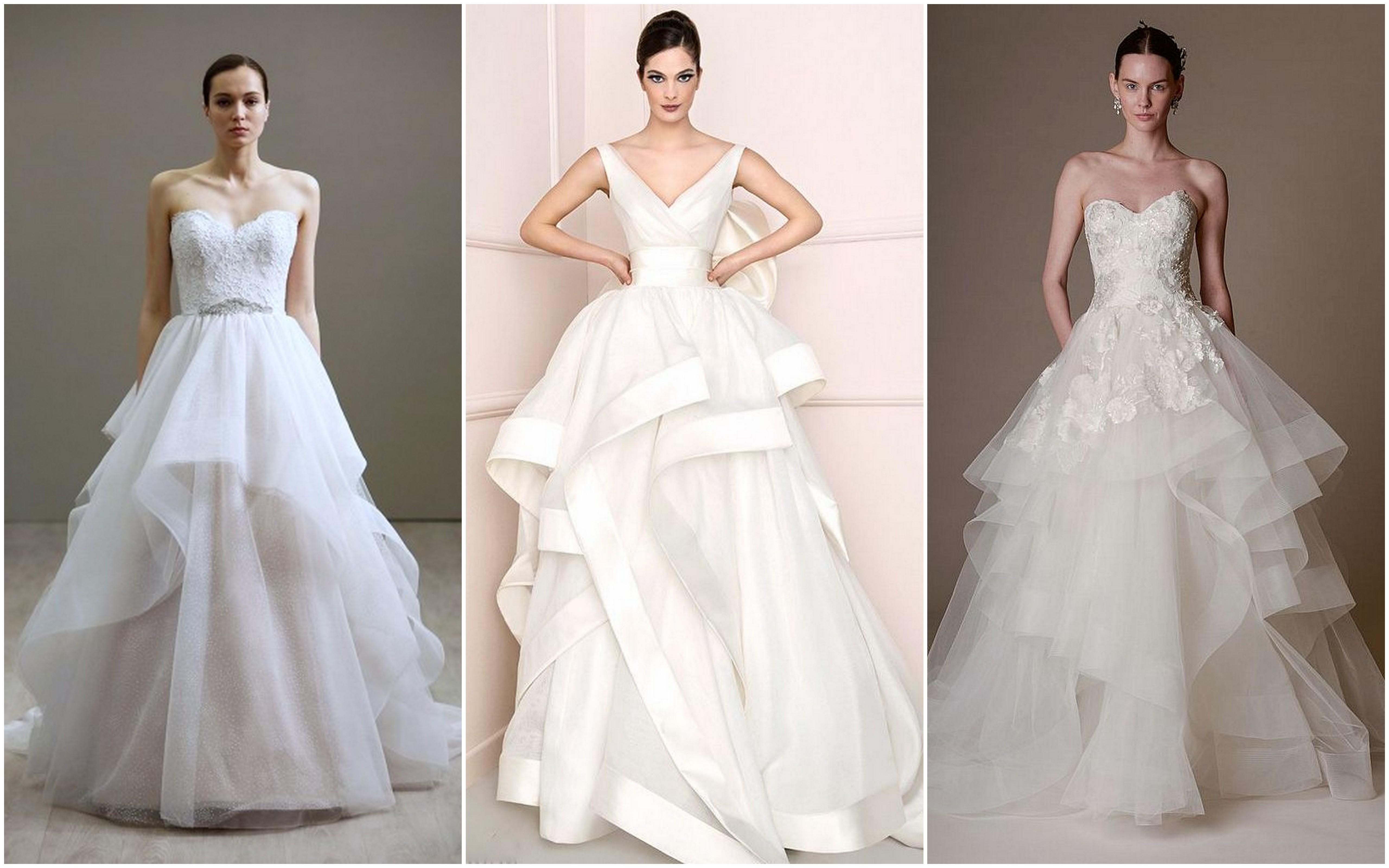 wedding dress trends trending wedding dresses Wedding Dress trends layer love tiers