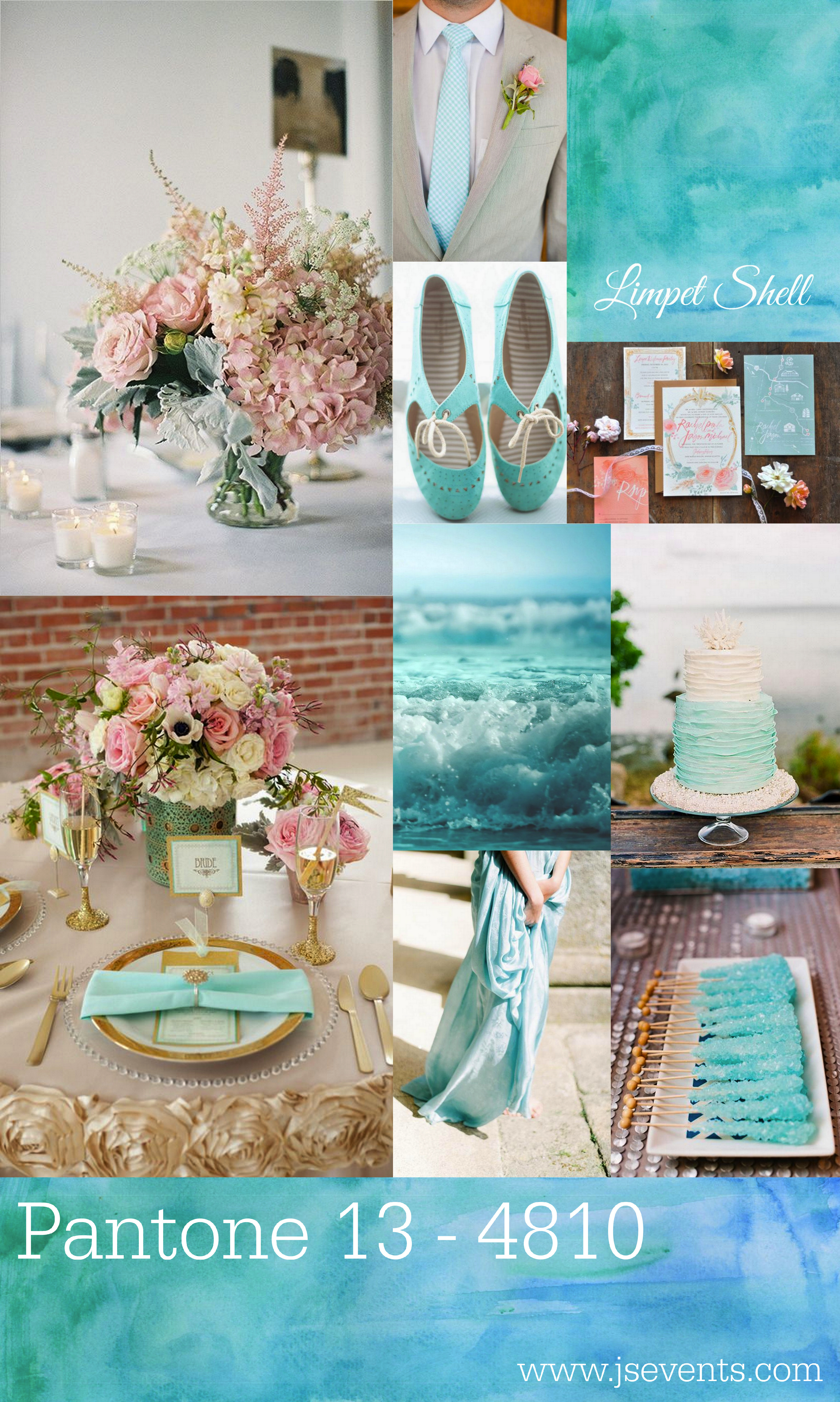 2016 color trend limpet shell js weddings and events
