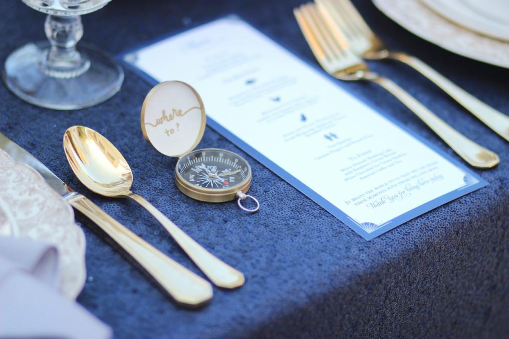 Grand Rapids Wedding Planner and Floral Designer - Pantone's colors for Spring 2016 - Snorkel Blue 19-4049 masculine wedding inpiration 3