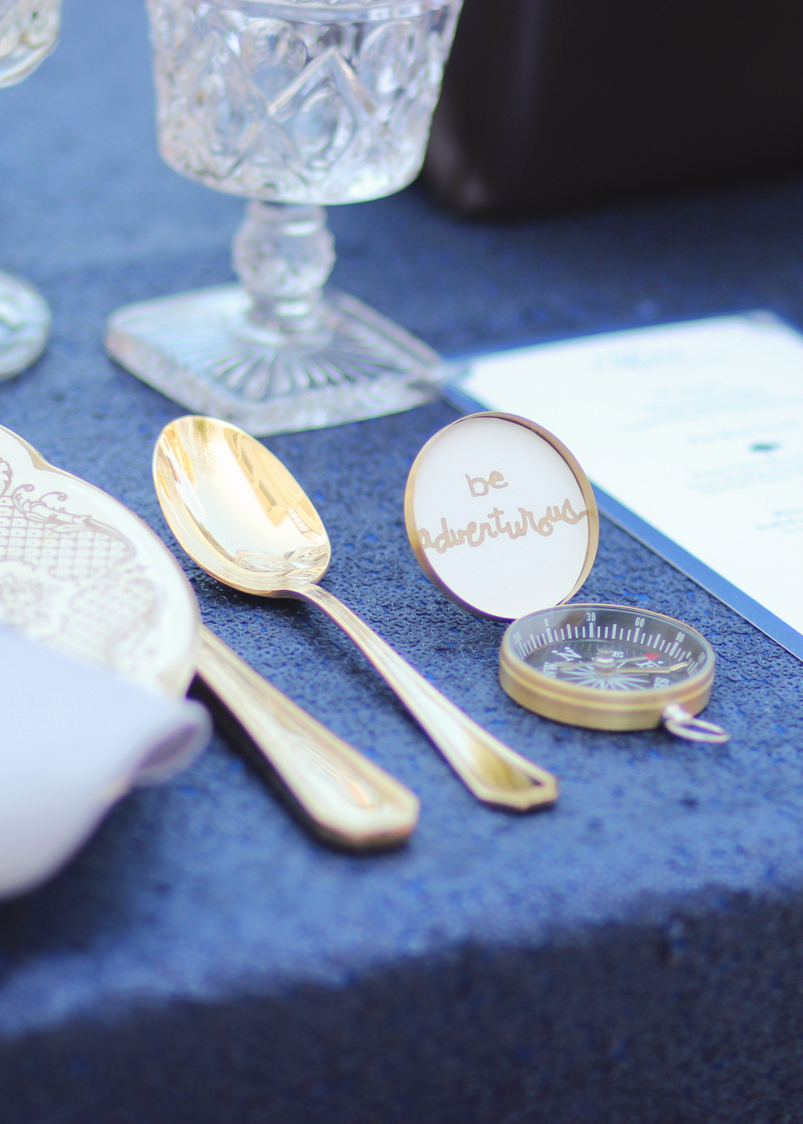 Grand Rapids Wedding Planner and Floral Designer - Nautical Preppy Style Photoshoot