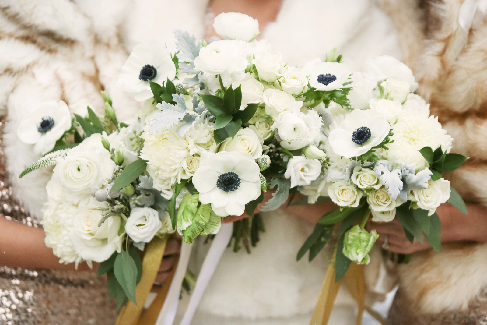 JS Weddings and Events, a Grand Rapids Wedding Planner and Floral Designer. A Winter Glam Wedding at Baker Lofts in Holland Michigan