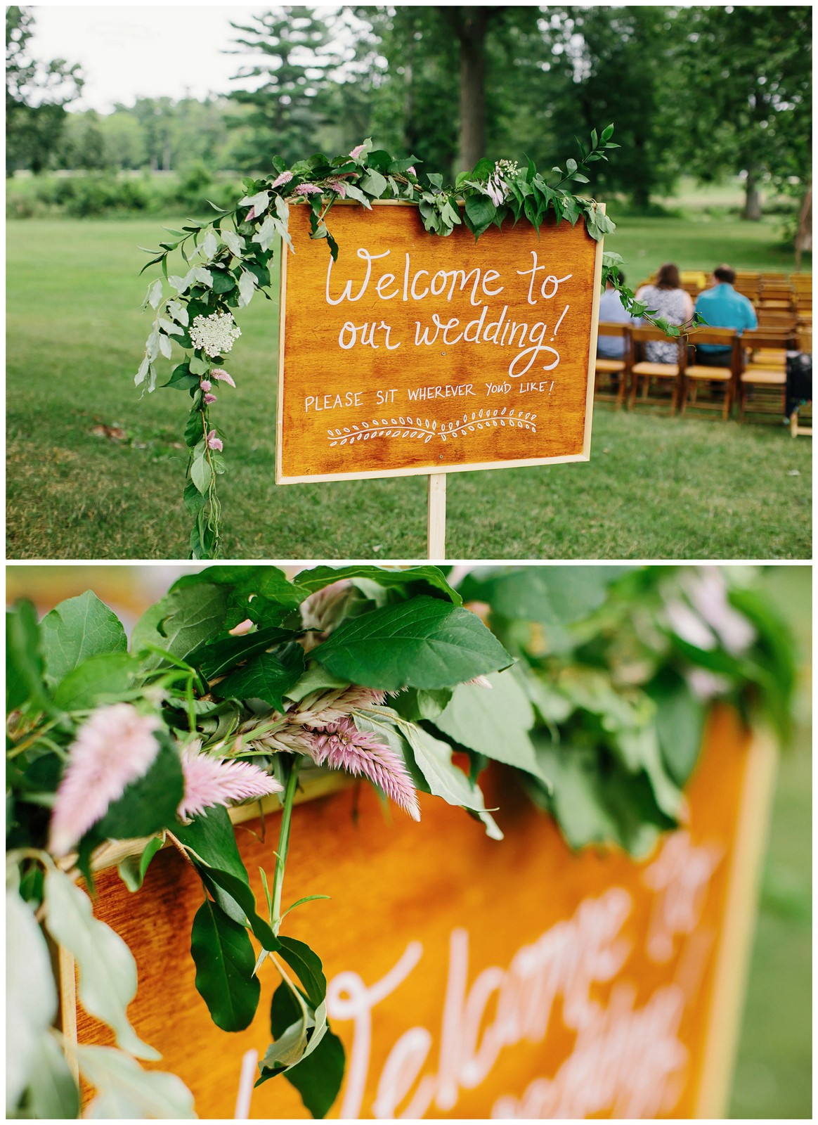 JS Weddings and Events, Grand Rapids Wedding Planner and Floral Designer - Johnson Park Midsummer Nights Dream Summer Garden