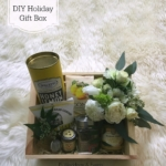 DIY Holiday Gift Box